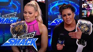 Tamina & Natalya share heartfelt message for the WWE Universe: WWE Talking Smack, May 15, 2021