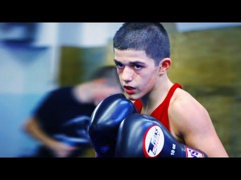 Amazing 13YearOld Boxing & MMA Prodigy