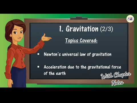 gravitation|science-1-chapter-1|-newton's-universal-law-of-gravitation,-acceleration-due-to-gravity