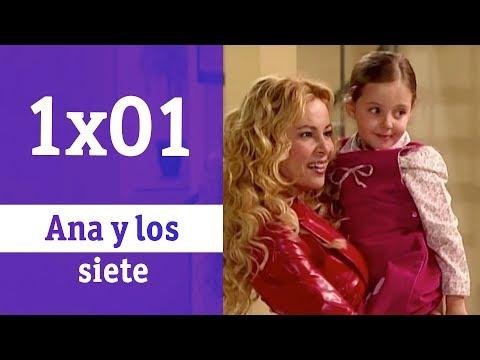 Ana y los siete: 1x01  Así empezó todo  RTVE Series
