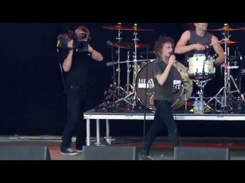 Heaven's Basement - Fire, Fire Live from Download Festival