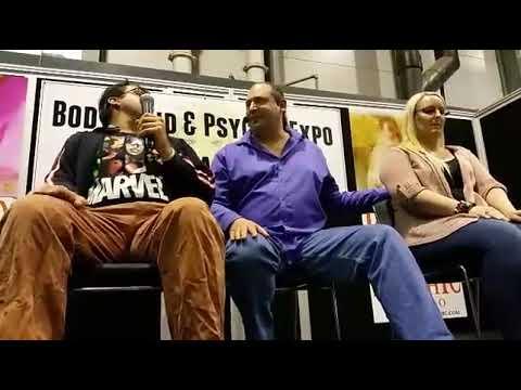 Dr Jason Betts - 2017 5 - Adelaide Body Mind Psychic Expo