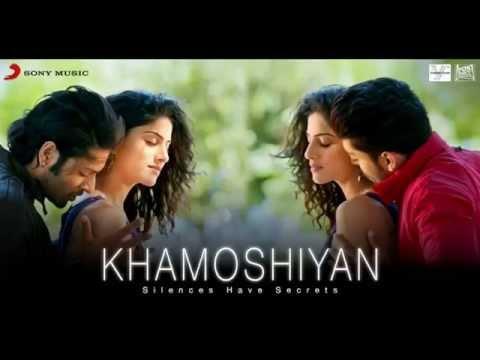 Khamoshiyan - Female Version - Aparna Shibu