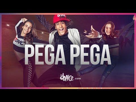 Pega Pega - Taby Carvalho  FitDance Teen & Kids Coreografía Dance
