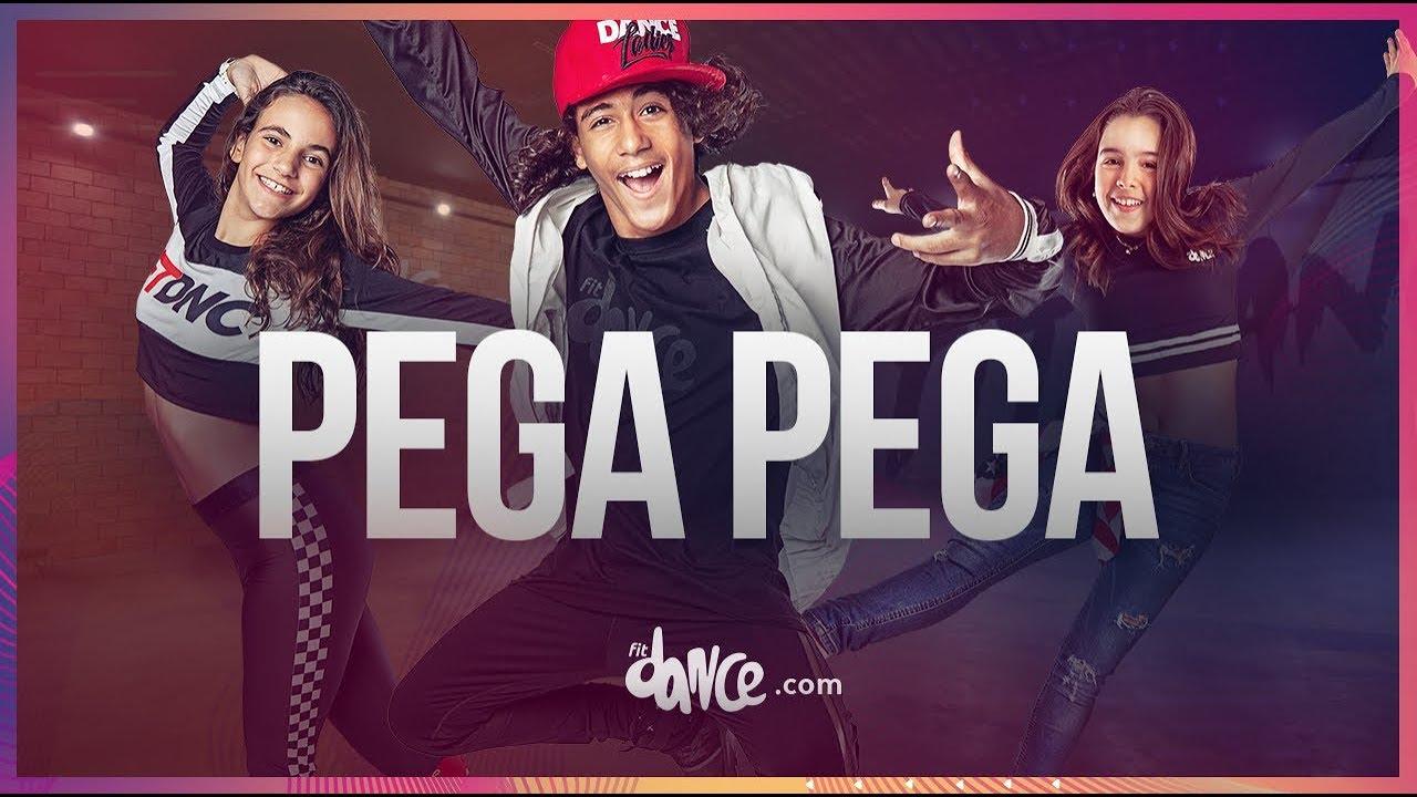 Pega Pega - Taby Carvalho  Fitdance Teen  Kids -6526