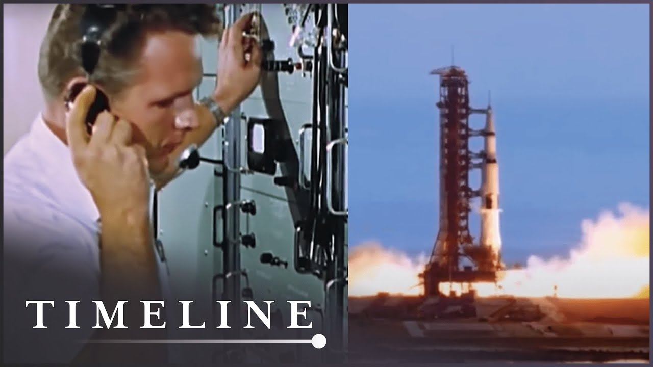 The Story Of Saturn V (Space Race Documentary) | Timeline