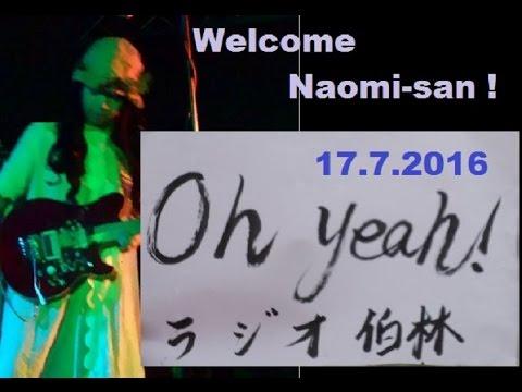 Oh Yeah Nihongo Radio Berlin Jappi vol.15  17/7/2016