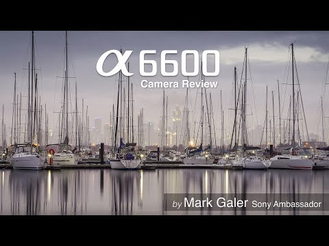 Sony has officially announced the new A6100 and A6600