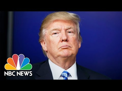 President Donald Trump Delivers Remarks On Iran Strategy | NBC News