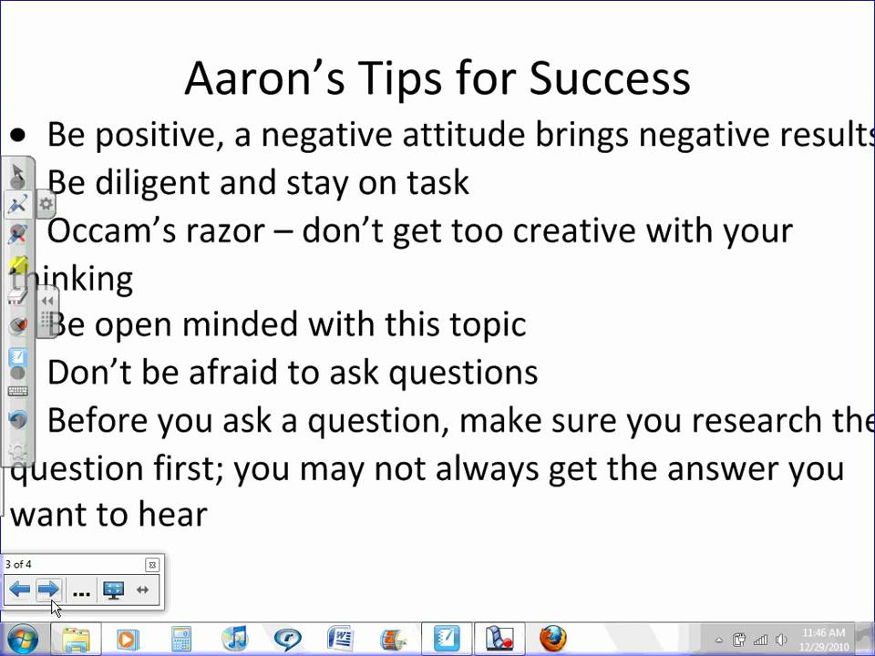 Tips for Success In Anatomy and Physiology.wmv - YouTube