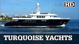 CAPRICORN | 43M Expedition Yacht | Turquoise Yachts