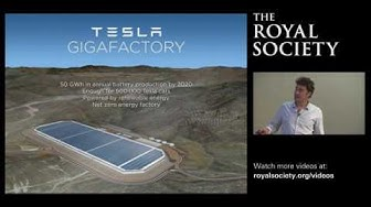 Photovoltaic solar energy - Kavli Lecture by Professor Henry Snaith