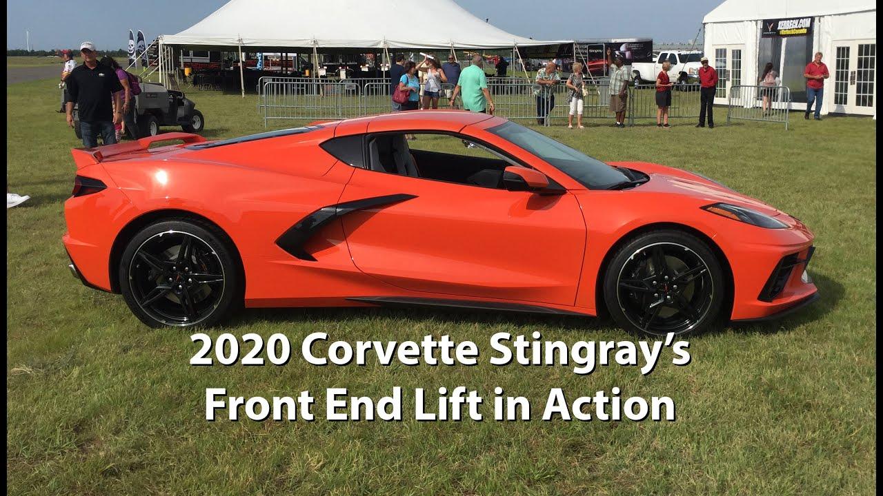 corvette c8 konfigurator