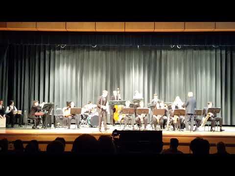 New Hope Solebury High School Jazz Band 2019 Spring Concert