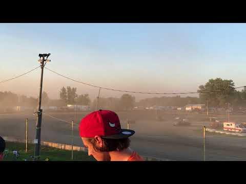 Oakshade Raceway UMP Late Model B Main 6/30/2018
