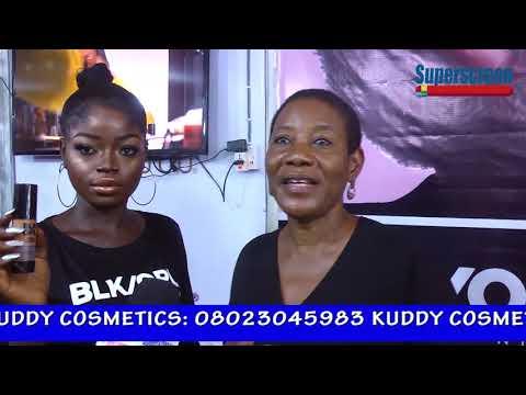Lagos International Trade Fair: Kuddy Cosmetics