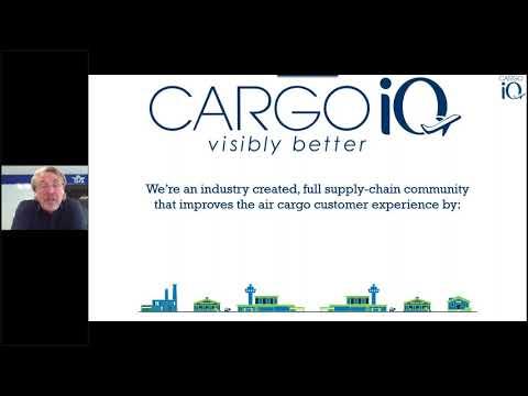 Cargo iQ Webinar