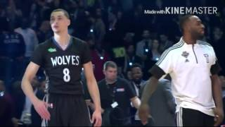 Zach Lavine  mix WINGS