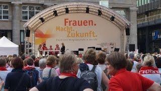 Kampagnenstart : Frauen.Macht.Zukunft der Katholischen Frauengemeinschaft Deutschland