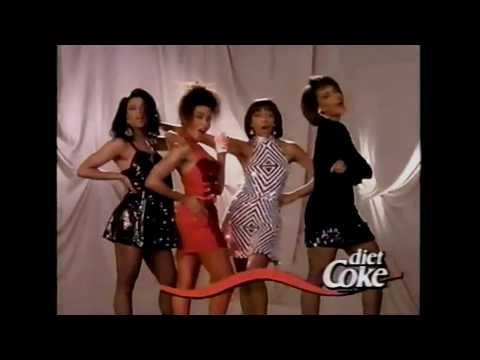 En Vogue | Diet Coke | Spike Lee Directed | Maxine Jones Dawn Robinson Cindy Herron Terry Ellis