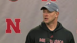 Scott Frost is proud of their performance Saturday
