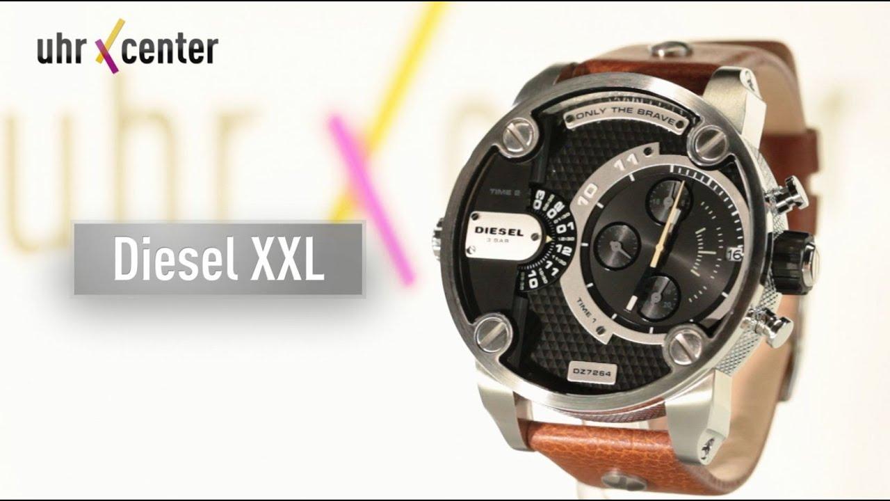 c2a47c85c Diesel DZ7264 XXL Herren-Chronograph - YouTube