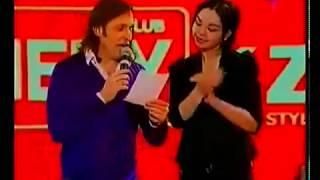 Ржачь  Рева учит казахский язык
