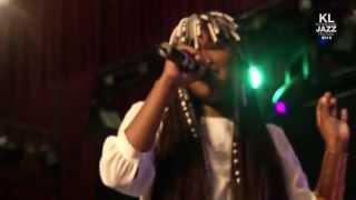 Zamajobe Live at the KL International Jazz Festival 2013 - Ndawo Yami