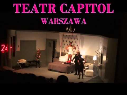 Premiera Dwie Połówki Pomarańczy Teatr Capitol Warszawa Youtube