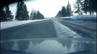 Автовидео урока вождения (Урок 12 - 11.03.2012)