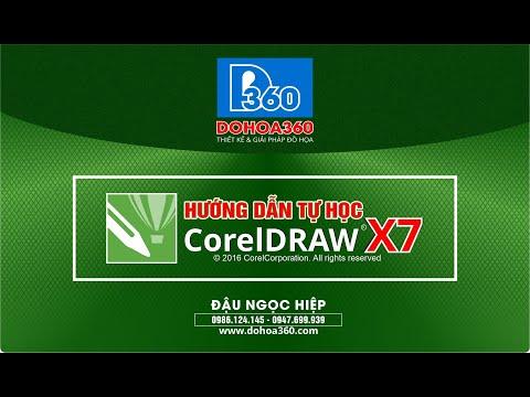 Bài 22. Cách thiết kế tờ rơi trong CorelDRAW X7 | leaflets Design in CorelDRAW