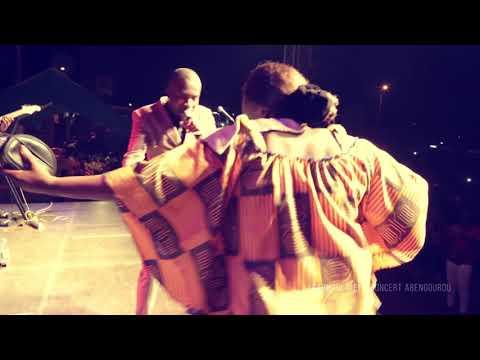 ASAPH DU CIEL - concert a Abengourou