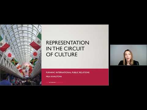 Lecture 4. Circuit of Culture: Representation and Global PR