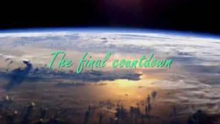 The Final Countdown Lyrics - Europe