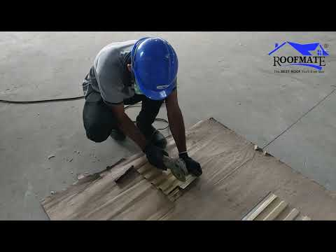 ROOFMATE CLADDING PANELS