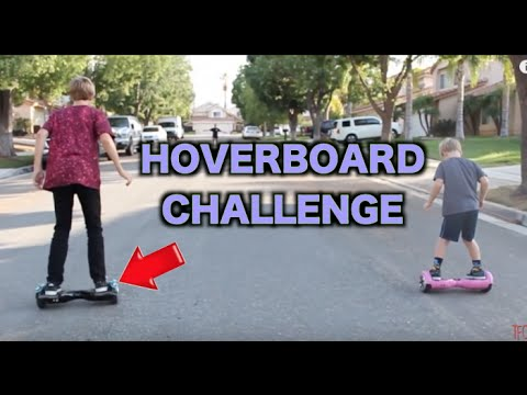Thumbnail: INSTAGRAM HOVERBOARD CHALLENGE!