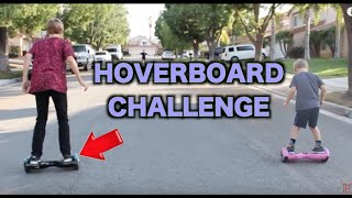 INSTAGRAM HOVERBOARD CHALLENGE! thumbnail