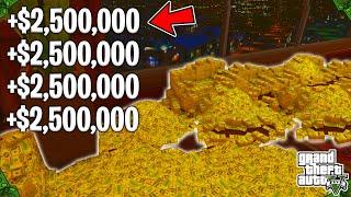 The Best Money Methods TO MAKE MILLIONS In GTA 5 Online!
