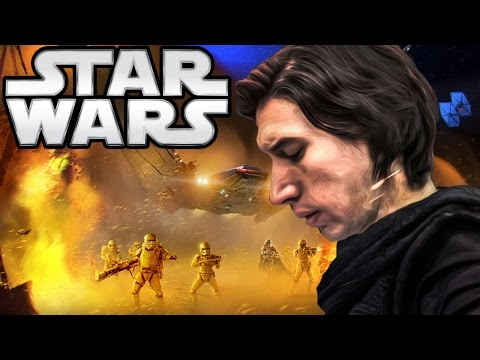 Did Kylo Ren Use Order 37 in The Force Awakens? - Star Wars Explained