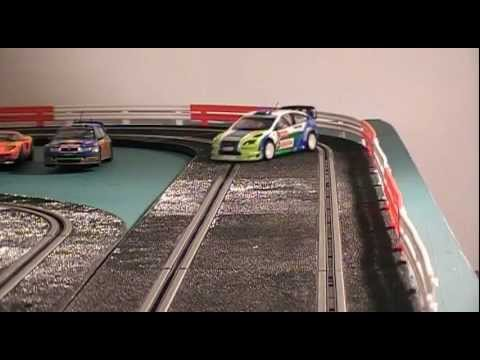 Ninco Rally track set.avi