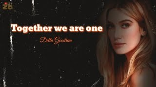 Download lagu Together we are one