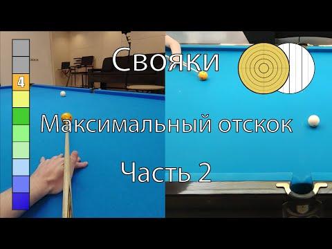 Стрим №7 - Свояки - 5 позиций - Максимальный отскок [Часть 2]
