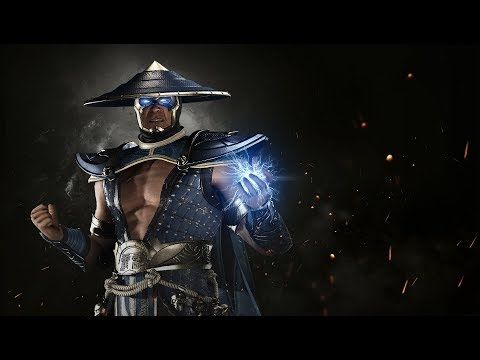 Injustice 2 - Introducing Raiden!