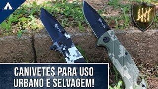Review: Canivete Phanton e Squad - Invictus