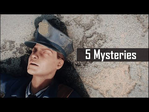 Fallout 4: 5 Unsettling Mysteries You May Have Missed in the Commonwealth – Fallout 4 Secrets