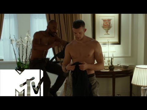 The Pass Exclusive Clip: Topless Flirting | MTV