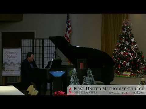 "Piano Recital - Weihnachtsbaum"" (Christmas Tree) by Franz Liszt - Broc Hite"