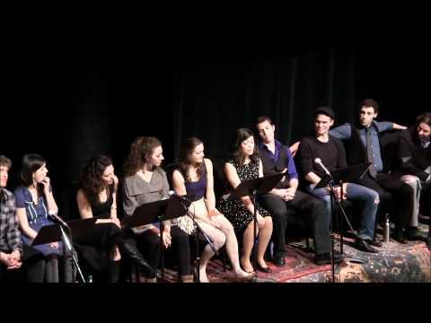 2012 CitadelBanff Centre Professional Theatre Program CABARET