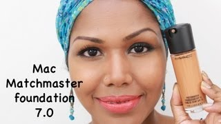 Mac Matchmaster foundation 7.0 Review & Application Thumbnail