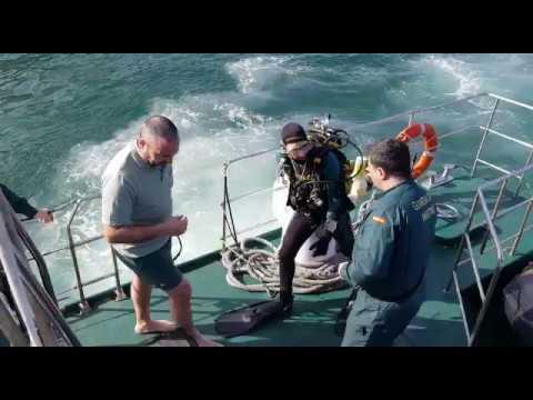 Localizan el cuerpo del marinero desparecido desde el martes en las inmediaciones de Ons